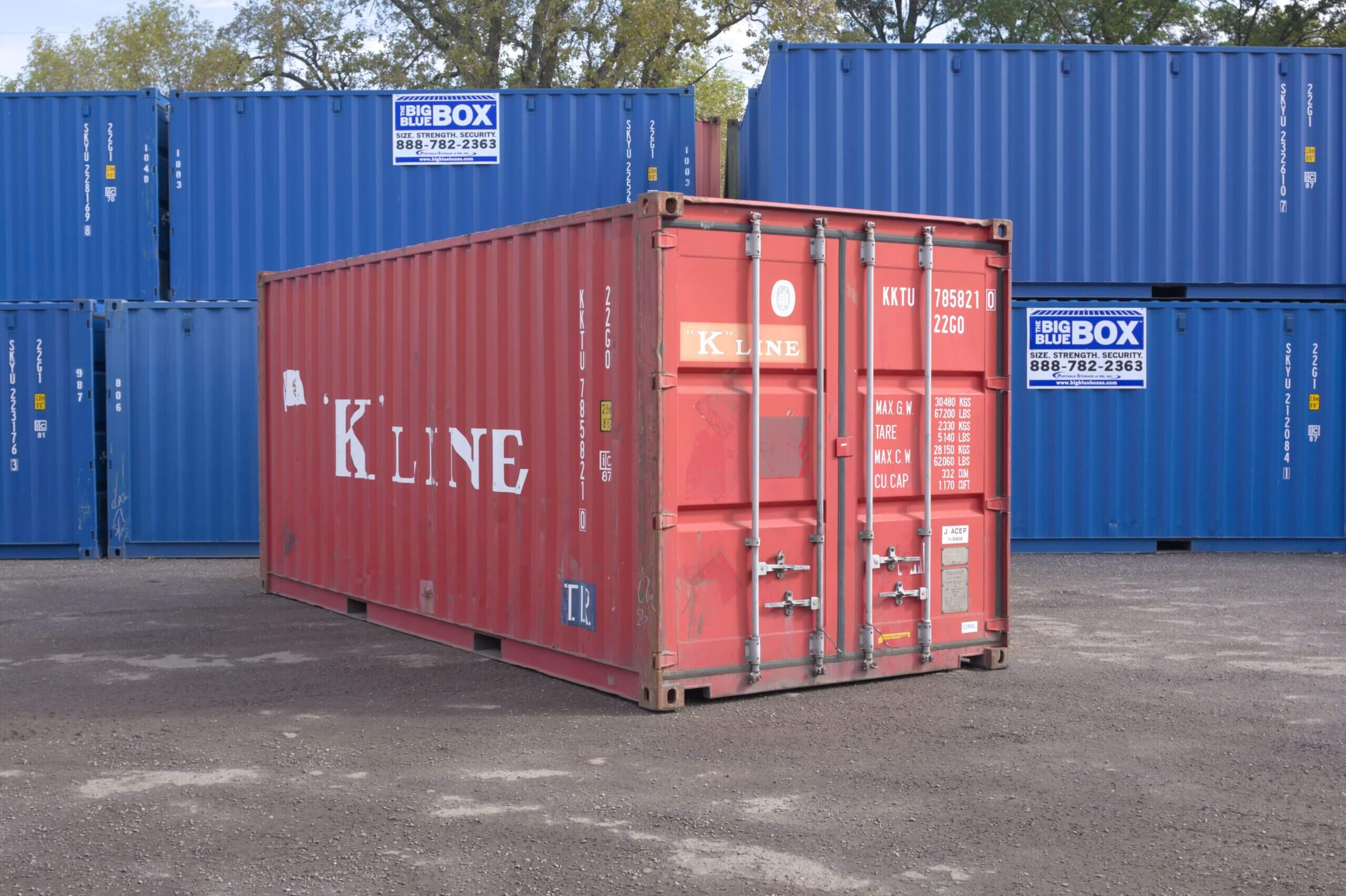 Portable Storage Containers for Sale in MN WI & Chicago ...