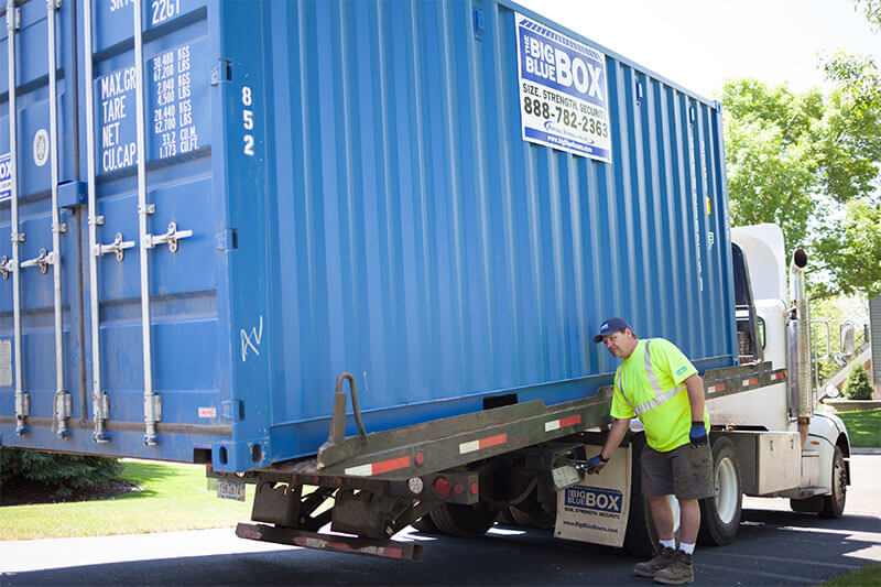 Intermodal Trucking, Drayage, Storage | Minneapolis St  Paul