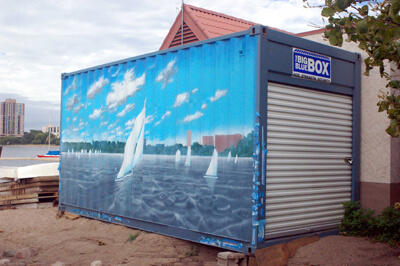 Storage Containers Alexandria MN Big Blue Boxes