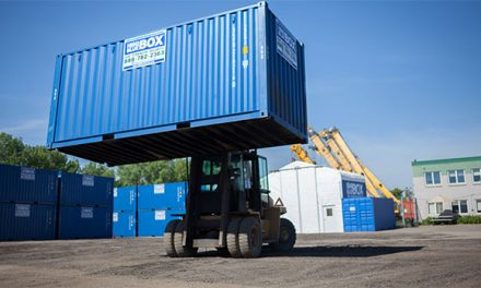 On-Site Storage Containers Madison