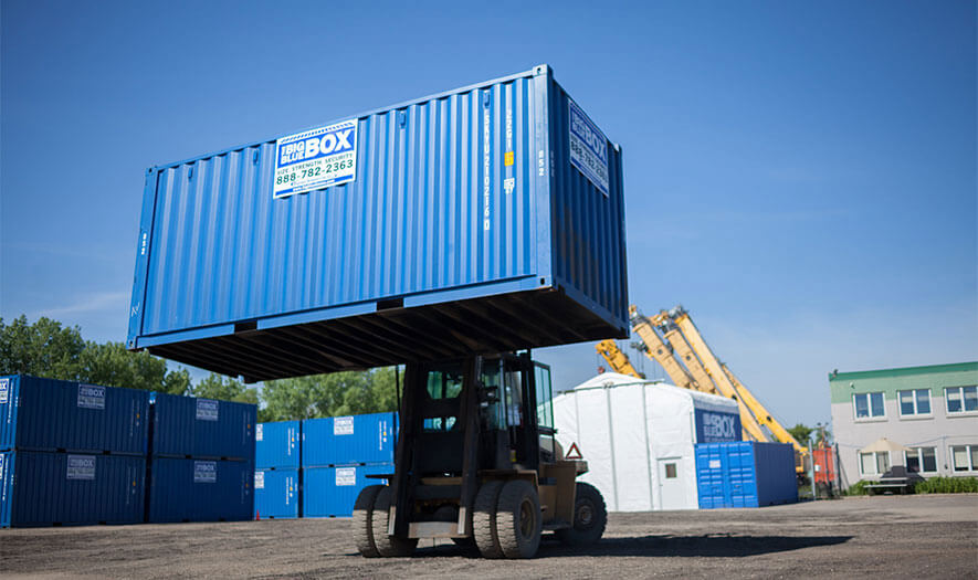 Off Site Storage Containers For Rent Mn Wi Chicago Big