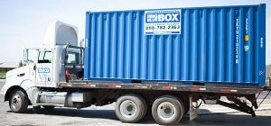 Residential and Commercial Storage Container Movers