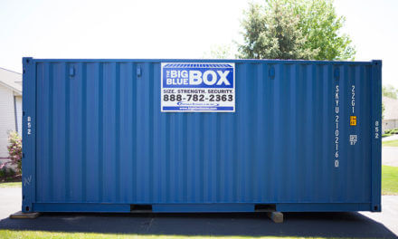 Residential Storage Container Rentals
