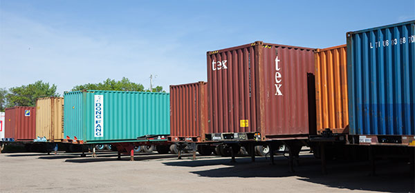 Portable Storage Container Sales