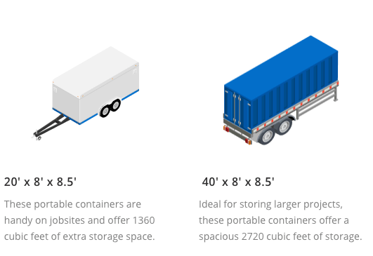 BBB Commercial containers